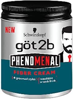 product image for Got2b PhenoMENal Fiber Hair Cream, 3.5 Ounce