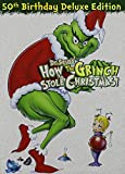 Dr. Seuss' How the Grinch Stole Christmas (50th Anniversary Deluxe Edition) (DVD)