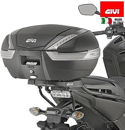 40 Negro Givi sr1150/portaequipajes para Monolock y Monokey Topcase