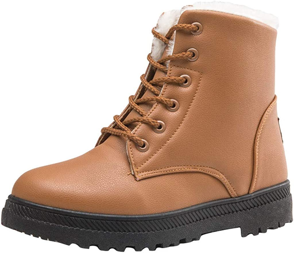 Amazon.com   Women Casual Snow Boot