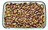 Leeve Plain Pistachios Kernal | Unsalted Without Shell | Premium, 400gms