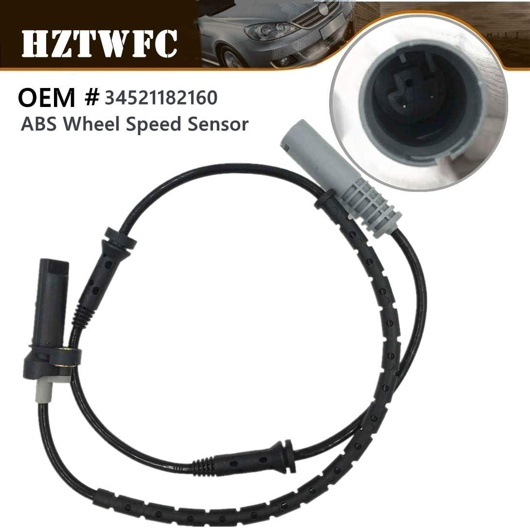 For BMW Genuine ABS Wheel Speed Sensor Rear Right 34521182160