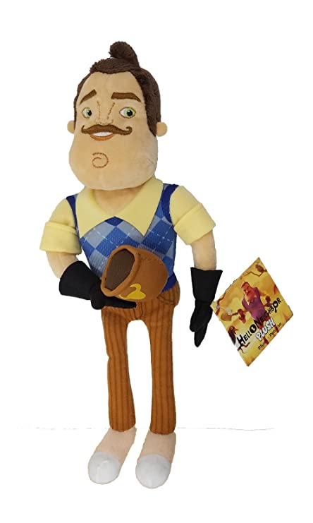 "Hello Neighbor 10"" Plush Toy - Coffee Mug Neighbor ..."