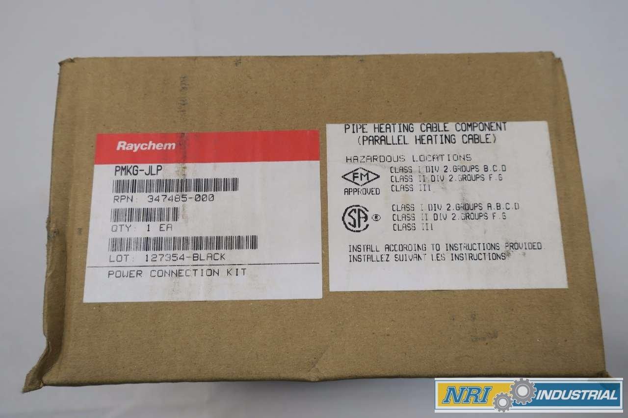 New RAYCHEM PMKG-JLP 347485-000 POLYMATRIX Power Connection KIT D555930 by Raychem (Image #5)