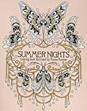Summer Nights Coloring Book: Originally Published in Sweden as 'Sommarnatt'