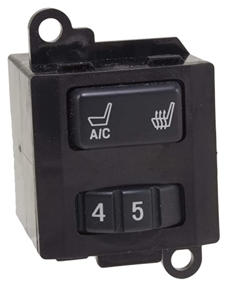 WVE by NTK 1S9075 Seat Heater Switch