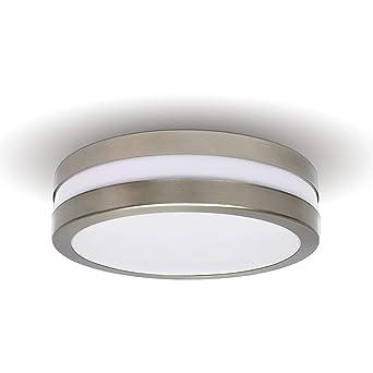 LED Deckenleuchte Bad-Lampe Aussen-Leuchte PROVANCE E27 230V IP44 LED Lampe  Wandleuchte Außenleuchte Wandstrahler Aussenbeleuchtung Wohnzimmerlampe ...