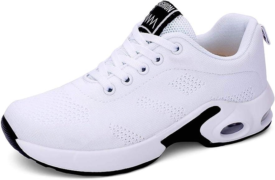 lanchengjieneng Zapatillas Deportivas Transpirables para Mujer Calzado Deportivo de Exterior de Mujer Zapatilla de Deporte: Amazon.es: Zapatos y complementos