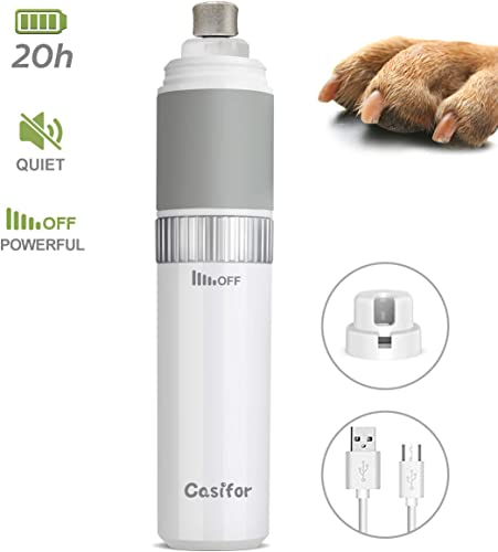 Casifor-Dog-Nail-Grinder-and-Clippers-Quiet