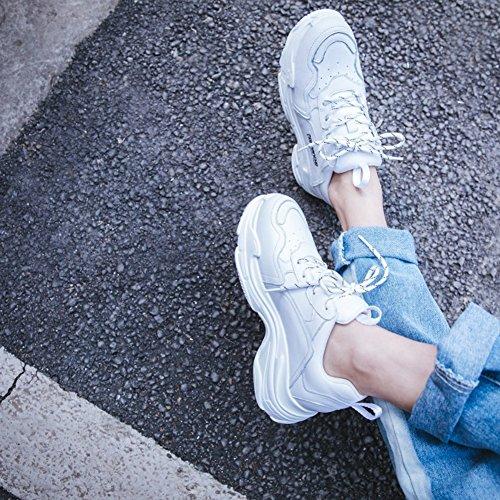 Zapatos de y Mujeres Deportivos Deporte para para tamaño de Zapatos opción La Diarios los Ocasionales Mejor Las CAI Mujer Zapatillas de 39 Las q0xPTwH54