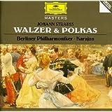 JOHANN STRAUSS: WALZER & P