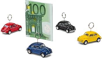 corpus delicti :: VW Käfer – Foto- und Kartenhalter auf Rädern (Blau)