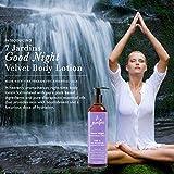 7-Jardins-Good-Night-Velvet-Body-Lotion-Daily-Body-Moisturizer-for-All-Skin-Types-Enriched-with-Lavender-Sweet-Orange-Geranium-Cedarwood-Frankincense-Essential-Oils-100-Safe-Sulfate-Free