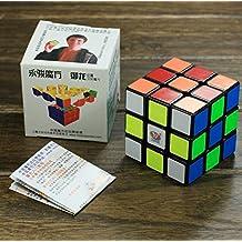 HelloCube MoYu YJ YuLong 3x3x3 Speed Cube Black by YJ MoYu