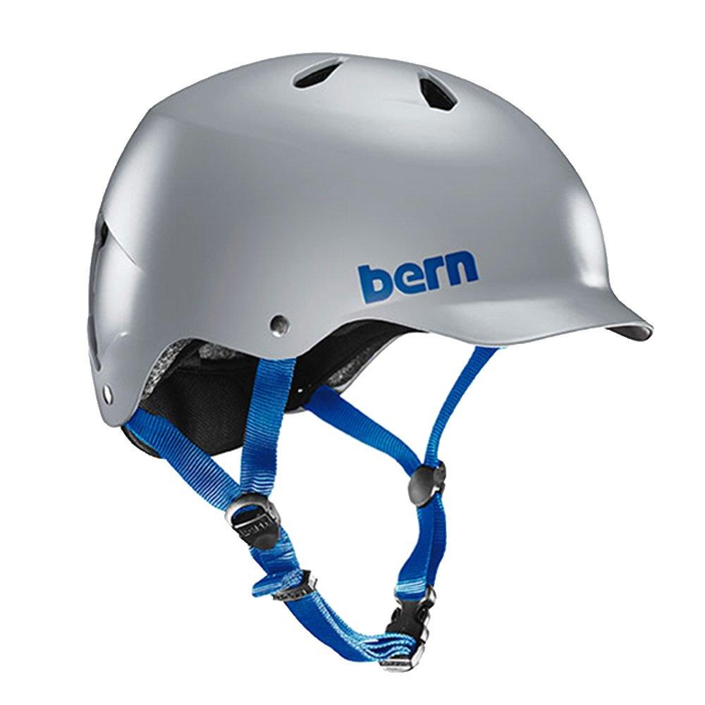 ヘルメット 大人用 メンズ bern オールラウンドタイプ watts(ワッツ) xl サテングレー   B0728CZGBC