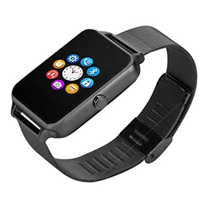Amazon.com: Bluetooth Smart Watch, Sport Fitness Tracker ...