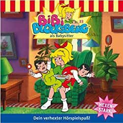 Bibi als Babysitter (Bibi Blocksberg 33)