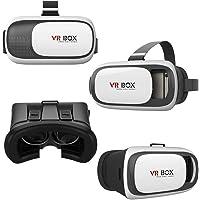 Vr Box Sanal Gerçeklik Gözlüğü (3d Vr - 3d)