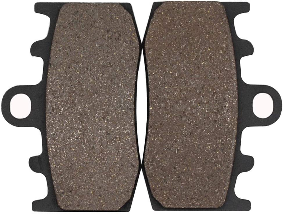 R1200GS Adventure 2005-2012 Cyleto Front /& Rear Brake Pads for BMW R1200GS 2002-2013 HP2 Megamoto 2007 2008 2009 2010