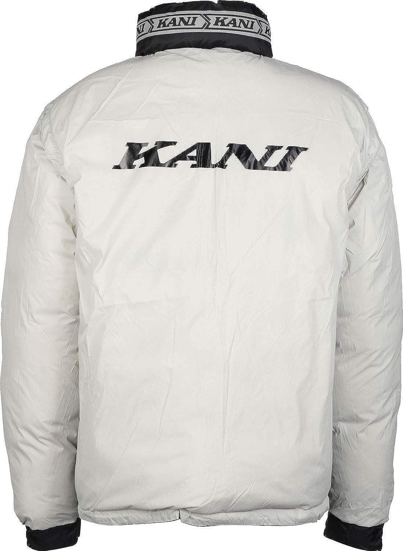 Karl Kani Bubble Chaqueta de Invierno Black Silver  Amazon.es  Ropa y 91adf173b66
