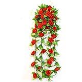 Guirlande lierre feuillage artificiel 275cm decoration for Lierre artificiel exterieur