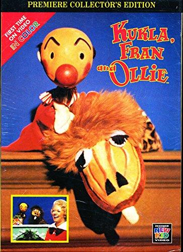 Kukla, Fran, & Ollie: Premiere Collector's Edition (Box Set) [VHS]