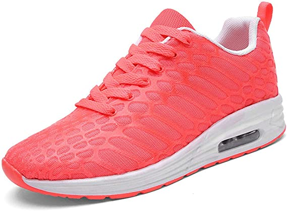 YMNL Zapatillas Running Hombre Mujer Zapatos Deporte para Correr Trail Fitness Sneakers Ligero Transpirable Running Shoes. Casual Zapatos.: Amazon.es: Deportes y aire libre