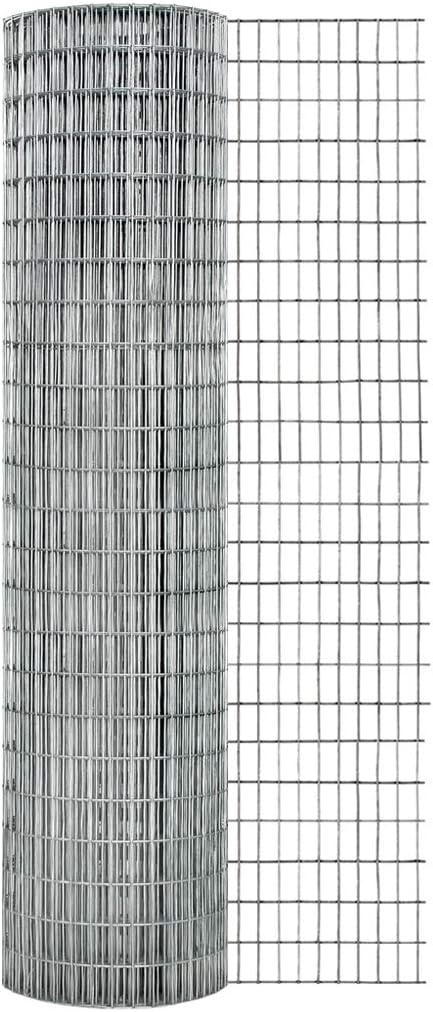 Origin Point 434850 Garden Zone 48×50 1×2 14 Gauge Welded Wire, 48 x 50