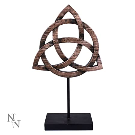 Nemesis Now Wiccan Triquetra Symbol Large Figurine 36cm Amazon