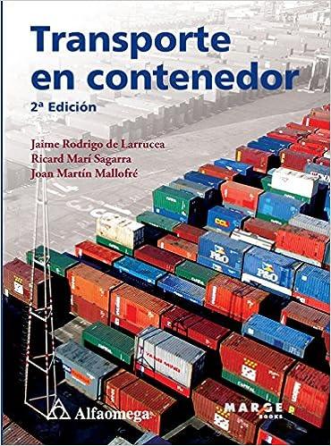 Amazon.com: Transporte en contenedor 2a ed (Spanish Edition ...