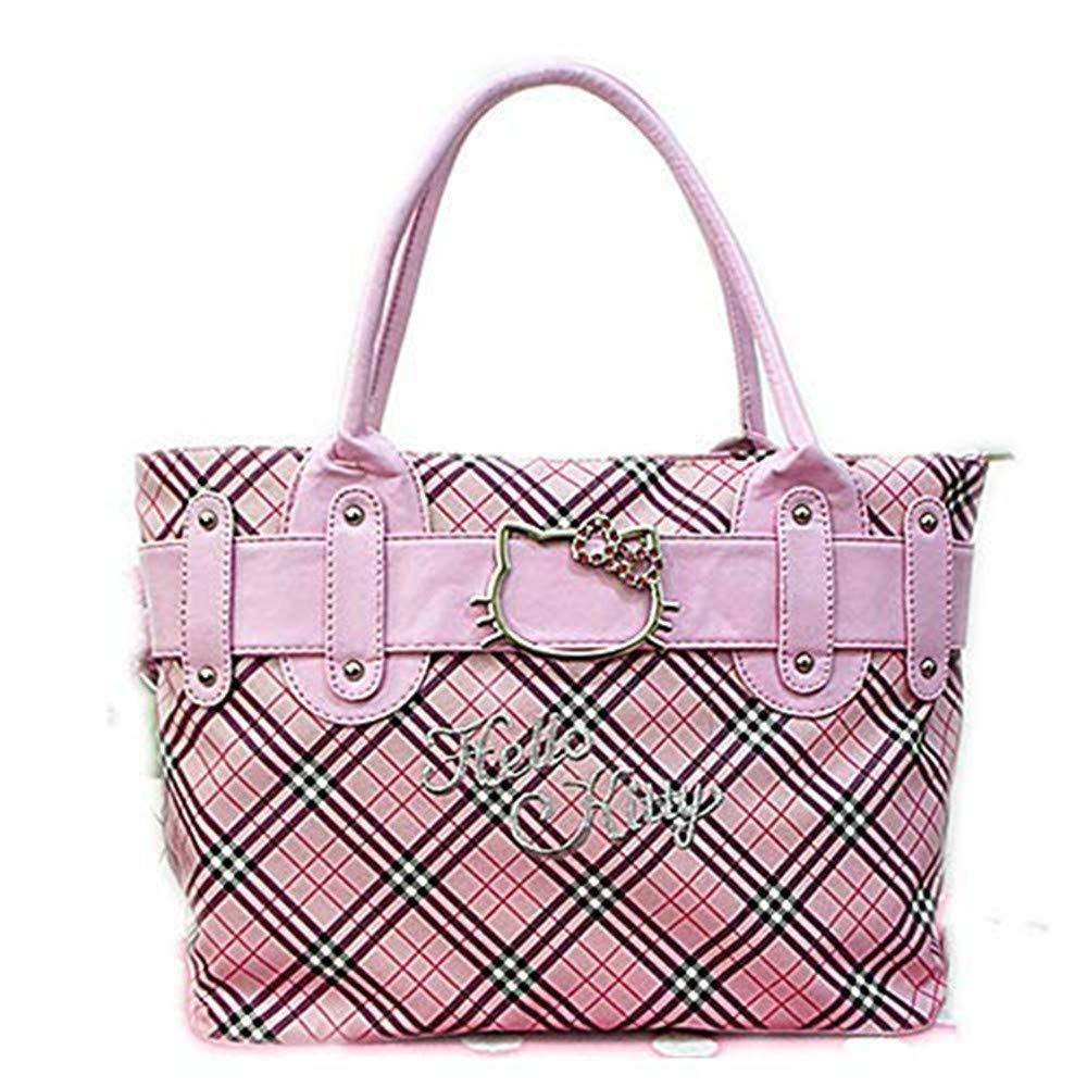 a4c140819 Amazon.com: Hello kitty Bags Handbags Shoulder Bag Purse Tote Bag XY-838GP:  Shoes
