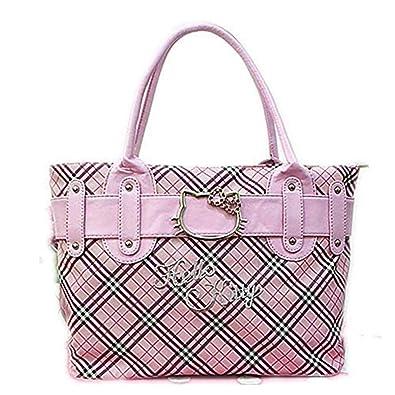 997569688d51 Amazon.com  Hello kitty Bags Handbags Shoulder Bag Purse Tote Bag XY-838GP   Shoes
