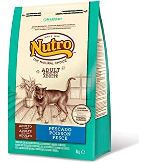 The Nutro Company Nutro - Pienso para Gatos Adultos Adult Pescado