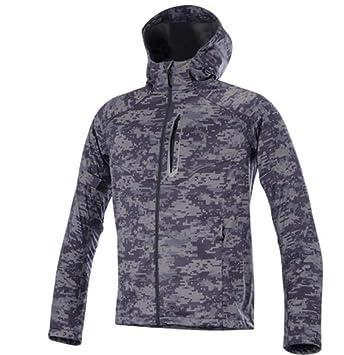 Alpinestars Spark chaqueta textil camuflaje gris XL: Amazon.es: Coche y moto