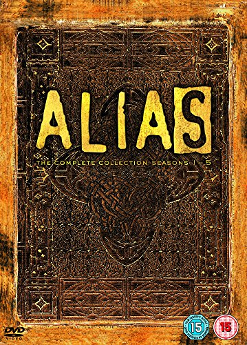 Alias - Season 1-5 The Complete Set [DVD] ()