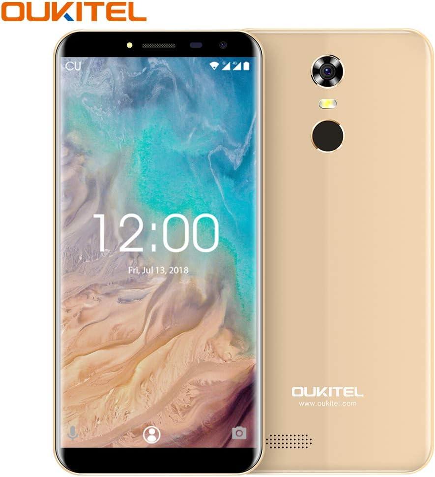 Telefonos Moviles, OUKITEL C8 Movil (3000),Dual SIM 3G Teléfono ...