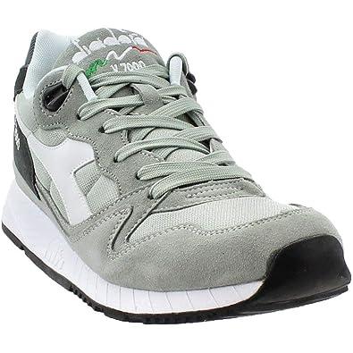 7480b837d21e68 Diadora Mens V7000 NYL Ii Grey Size: 7.5 UK: Amazon.co.uk: Shoes & Bags