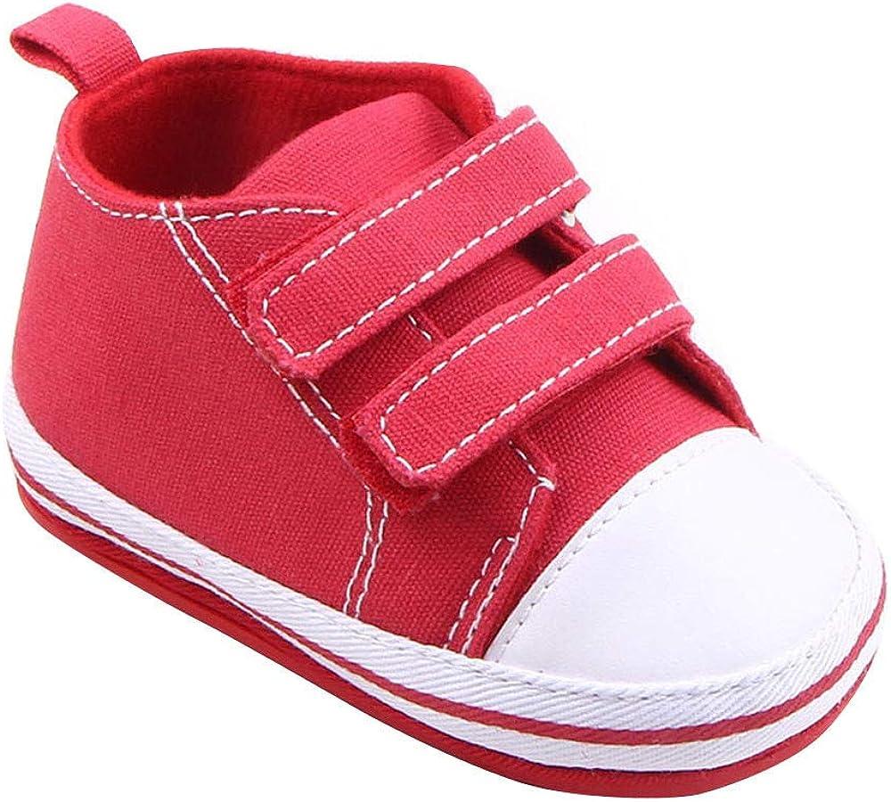Niño Niña Zapatos Casual Deportes Zapatillas de Malla para Bebe Primeros Pasos Bebé Niño Recién Nacido Imprimir Sólidos Casual Zapatos De Suela Suave