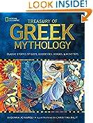 #8: Treasury of Greek Mythology: Classic Stories of Gods, Goddesses, Heroes & Monsters