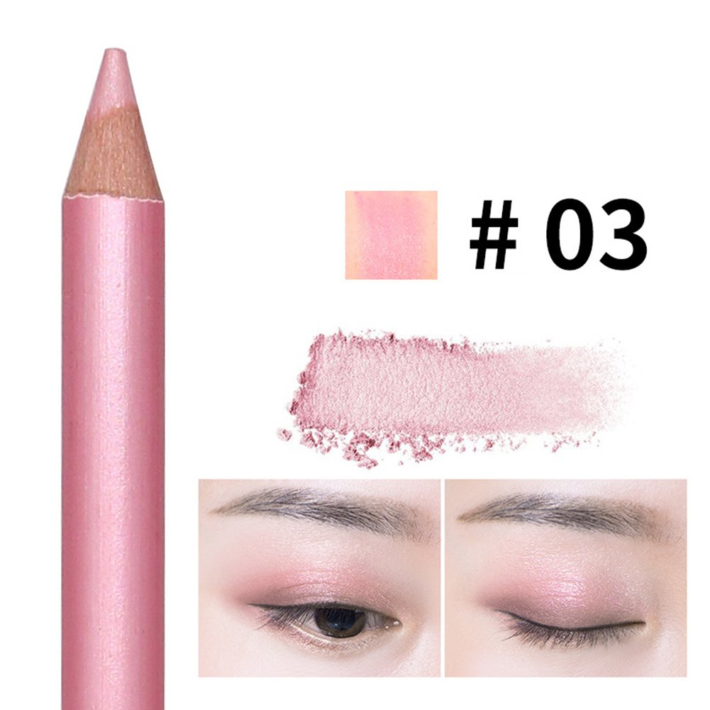 Impermeabile a lunga durata Easy Twist Up self-sharpening Eye color matita per le donne (1PCS) ASANPAI