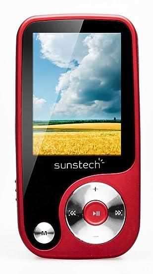 Sunstech Thorn - Reproductor de MP4 (4 GB, pantalla de 1,8