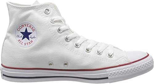 converses blanches taille 28