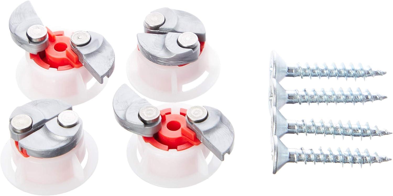 Grip It 162-254 Fijaciones para pladur GripIt Red 18mm para ...