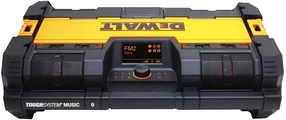 DeWalt dwst08810 Toughsystem – Music Player with Charger by DeWalt: Amazon.es: Bricolaje y herramientas