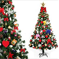 Christmas tree (1.5m Green tree with 98-pc ornament bag)