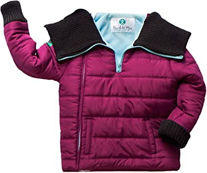 American Girl Rebecca MEET JACKET purple this is the jacket only  NEWl