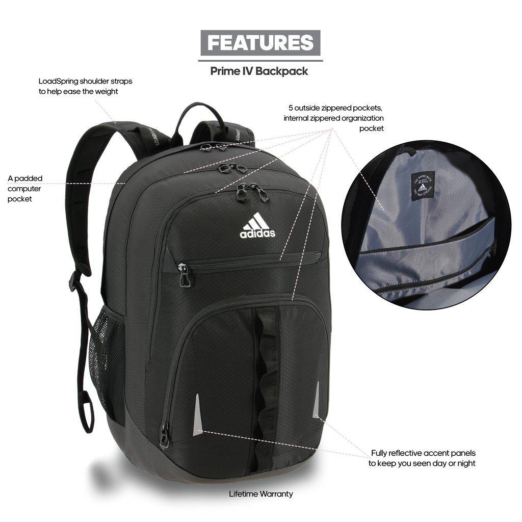 Adidas Prime Iv Backpack Rucksack B077MKSKD7 Daypacks Großer Verkauf Verkauf Verkauf 179286