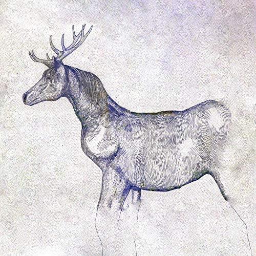 米津玄師馬と鹿