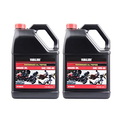 Yamalube All Purpose 4 Stroke Oil