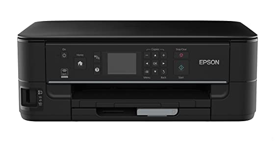 Epson Stylus SX525WD - Impresora multifunción (Inyección de Tinta, Copiar, Imprimir, Escanear, Escanear, 36 ppm, 36 ppm, 2400 x 2400 dpi) Negro